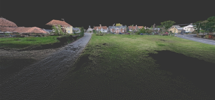 Drone Scan 1